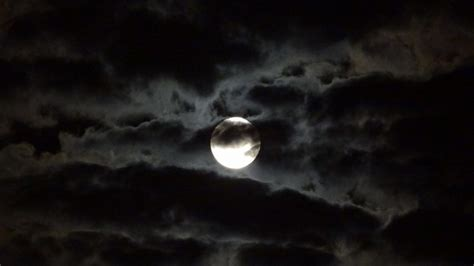 Moon And Clouds Wallpaper by Cloud Wallpaper 64 Images