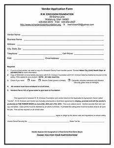 Best photos of sample vendor form vendor information form sample vendor information request for Vendor form template