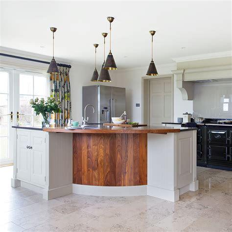 kitchen decorating ideas uk kitchen island ideas ideal home regarding kitchen island