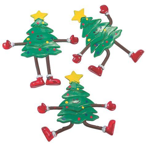 mottofuchs 6 x christbaum biegefigur tannenbaum