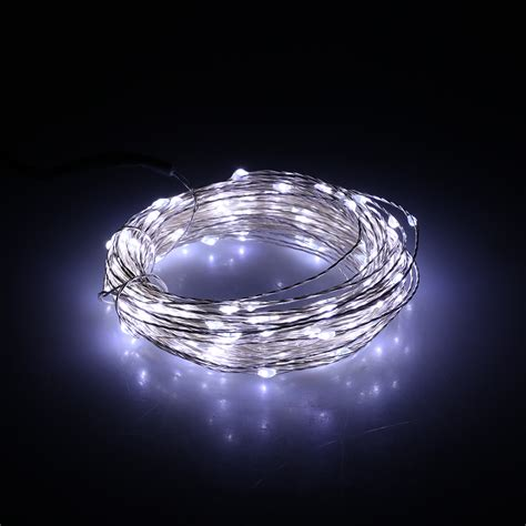 multifunctional 10m 100 led copper string lights decorative outdoor or indoor us