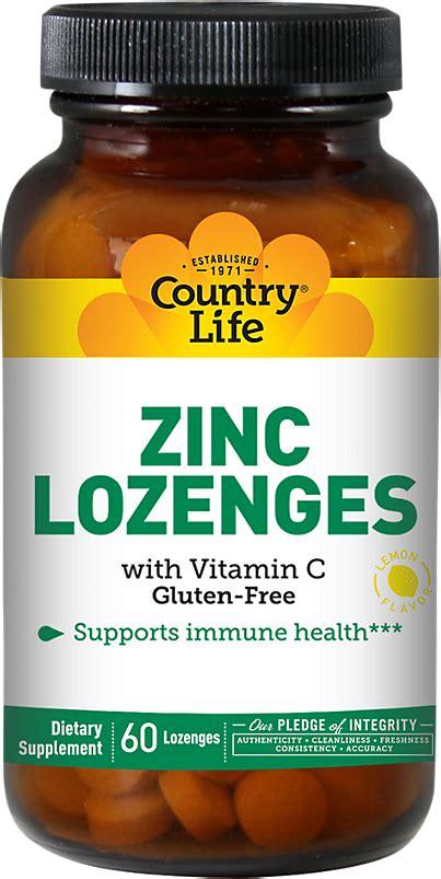 zinc lozenges country priceplow