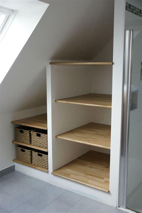 affordable amngement placard sous escalier with rangement