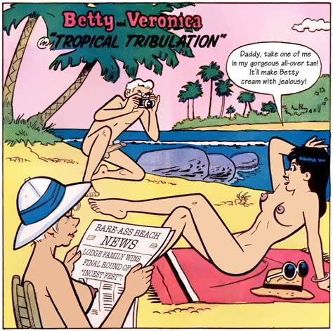 Veronica Lodge Poses For Nude Photos Veronica Lodge Rule