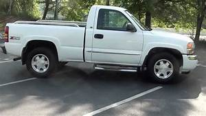 For Sale 2005 Gmc Sierra Z71 Off Road Only 24k Miles   Stk