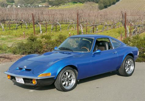 Opel For Sale by Opel Gt Project