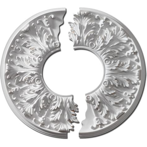 Two Ceiling Medallions Cheap by Fypon Ltd Cm16fl2 16 Quot Od X 5 5 8 Quot Id X 1 1 8 Quot P Ceiling