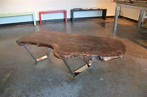 Make a wood slab coffee table coffee table design ideas for How to build a rustic coffee table