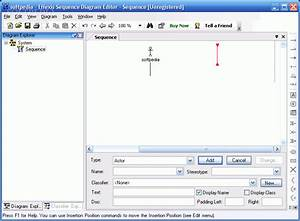 Sequence Diagram Editor Download