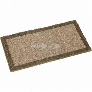 tapis brosse leader loisirs With tapis brosse coco