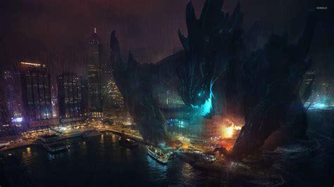 Kaiju In Pacific Rim Wallpaper  Movie Wallpapers #52507