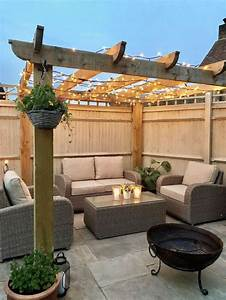 Diy, Small, Patio, Ideas, On, A, Budget, Seating, Areas, In, 2020