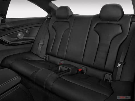 Bmw X6 How Many Seats by 2017 Bmw 4 Series Interior U S News World Report