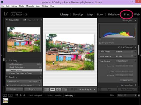 lightroom print templates how to install and use lightroom templates jellibean journals