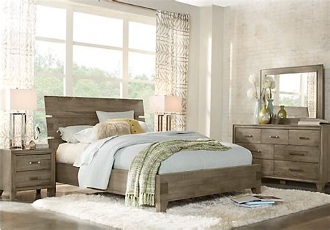 33183 what is a panel bed crestwood creek gray 7 pc king panel bedroom bedroom