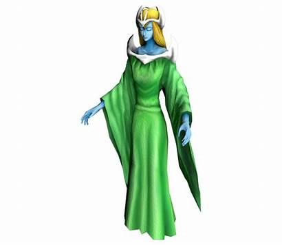 Elf Mystical Yu Resource Oh Models Kingdom