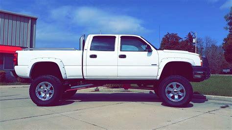2007 Chevrolet Silverado 2500 Lifted Show Truck For Sale
