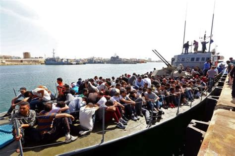 Libya To Italy By Boat 2017 by Libyan Rappers Travel On Boat To Italy For Their Right To