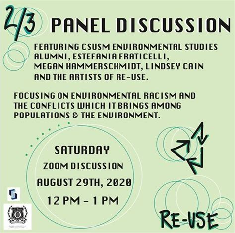 Environmental Racism: A Re-Use Panel Free Discussion via ...