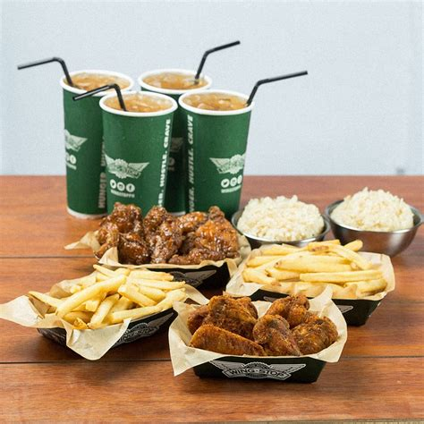 lucky citrine cantstopthecrave check out wingstop s new menu