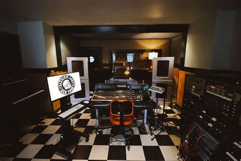 Studio D - Electric Lady Studios
