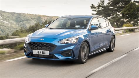 2018 Ford Focus Review  Top Gear