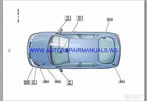 Renault Laguna Ii X74 Nt8307 Disk Wiring Diagrams Manual