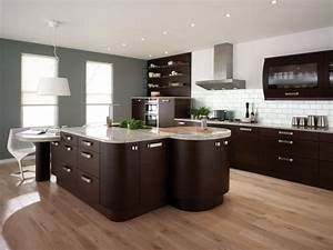2011 contemporary kitchen design and decorations pictures With images of modern kitchen designs