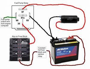 Ls1 Fuel Pump Relay Wiring Diagram