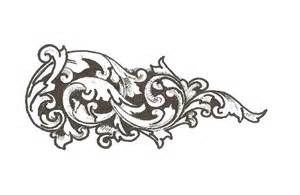 wood carving drawing design