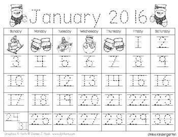 calendar templates freebie updated homeschool abcs