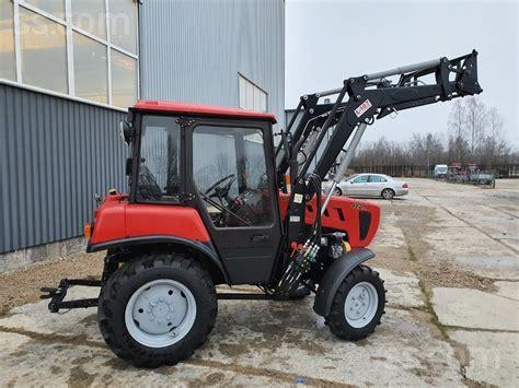 SS.LV Traktori - Traktori riteņu, Cena 16 000 €. Jauns mtz traktors Jauda 50 zs 4 hidroizvadi ...