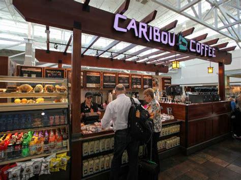 caribou coffee reduced hours denver international airport