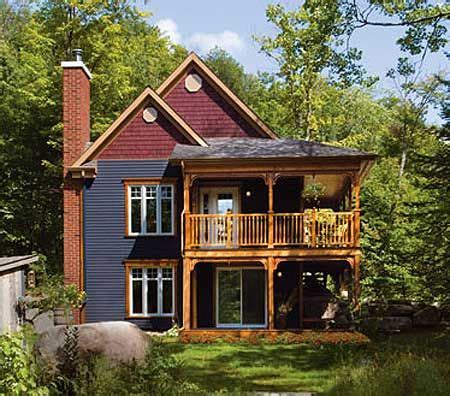 Plan 80555PM: Simple One Bedroom Cottage Small rustic