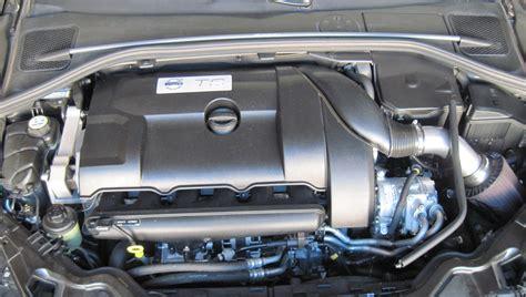 elevate volvo xc  air intake  engine
