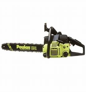 Poulan Chain Saw Owners Manual