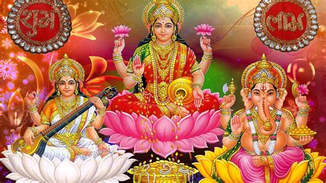 laxmi ganesh wallpapers beautiful images
