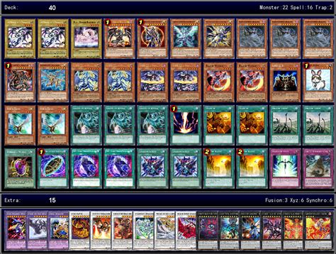 five headed deck profile deck of dragons via jhonnymelendez v0 1 ygoprodeck