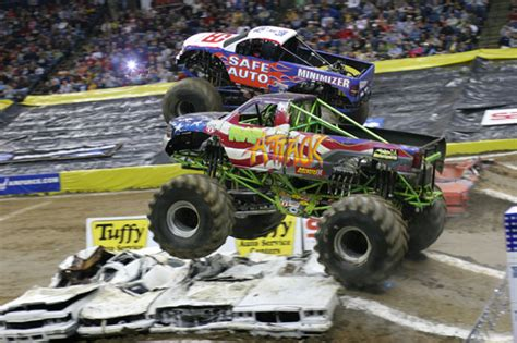monster truck rally videos not only in america crazy monstertrucks