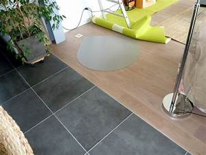 guide comment realiser une jonction parquet carrelage With jonction carrelage parquet