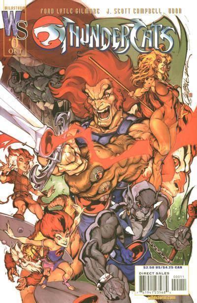 wildstorm comics thundercats wiki fandom powered  wikia