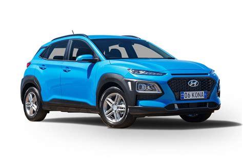 2018 Hyundai Kona Launch Edition, 20l 4cyl Petrol