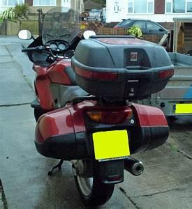 2000 Honda Nt650v Deauville Red