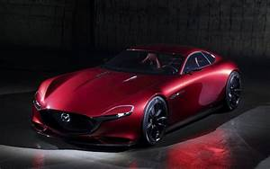 Mazda Rx Vision Concept 2 HD Cars 4k Wallpapers Images