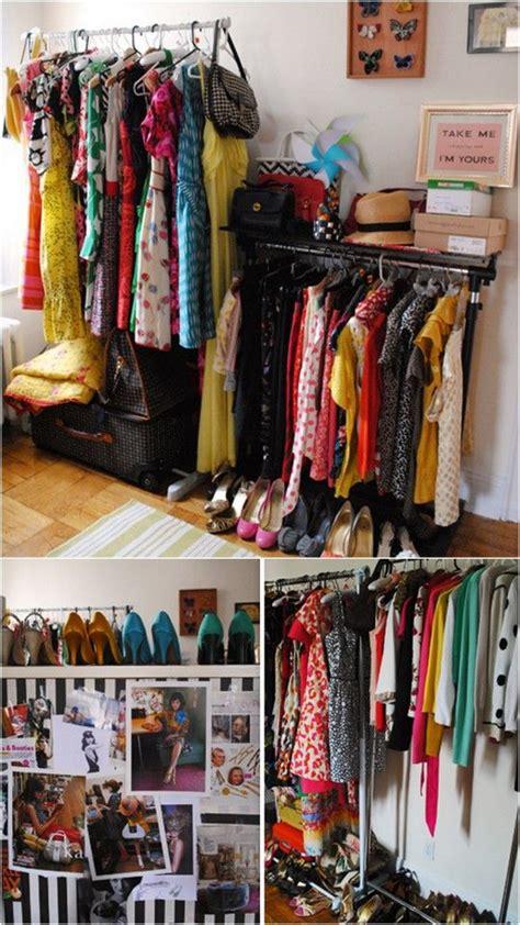 Where To Buy Closets by The No Closet Garment Rack Closet 19 Winning Exles