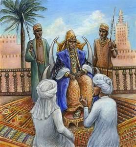 * Mansa Musa, King of Mali | school: history Africa ...