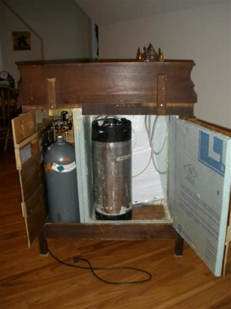 diy kegerator moving  functionality homebrewtalkcom