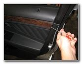 ford taurus interior door panels removal guide