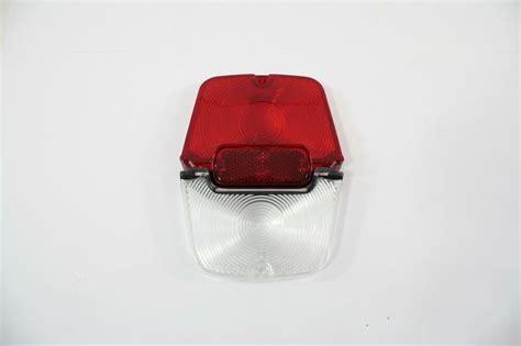 usa    chevy ii nova wagon tail light lens