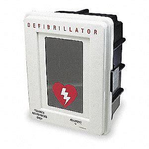 Defibrillator Cabinet by Allegro Defibrillator Storage Cabinet Wall Mount 1yub8